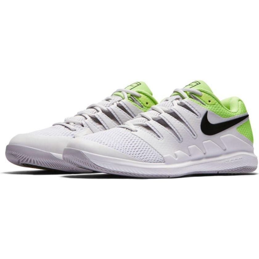 Nike Air Zoom Vapor X Vast Grey Black Men s Tennis Shoe  59b095784b8